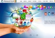 A great web design by Webyara (I) Pvt Ltd, Coimbatore, India: