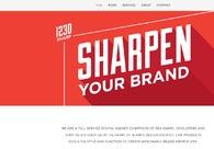 A great web design by 1230 Sharp, Miami, FL: