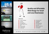 A great web design by Katona Creative, San Francisco, CA: