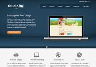 A great web design by StudioRui Webdesign, Los Angeles, CA: