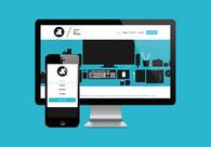 A great web design by Jenny Karlsson, Kristinehamn, Sweden: