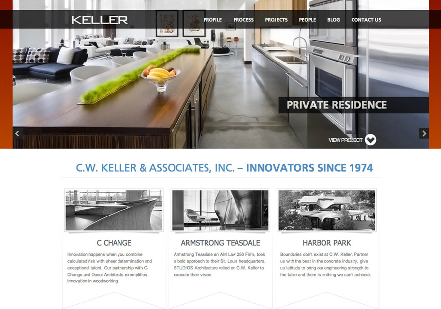 A great web design by Digital Impulse, Boston, MA: