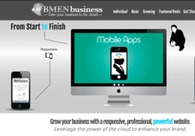 A great web design by BMEN LLC, Columbia, SC: