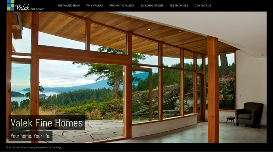 A great web design by Off the Page, Vancouver, Canada: