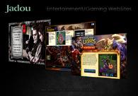 A great web design by Jadou, LLC, Los Angeles, CA: Responsive Website, Portfolio , Entertainment , Drupal