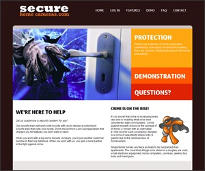 A great web design by Glidden Hosting and Design, Seattle, WA: