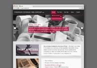 A great web design by Studio Never Sleeps, Washington DC, DC: