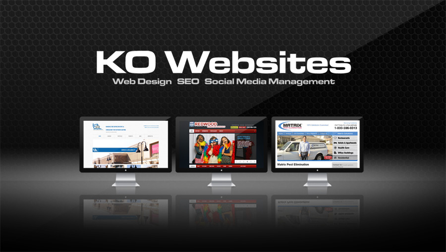 A great web design by KO Websites, San Francisco, CA: