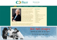 A great web design by Pam Ball Designs, Pittsburgh, PA: