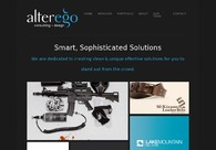 A great web design by alterego consulting + design, Melbourne, Australia: