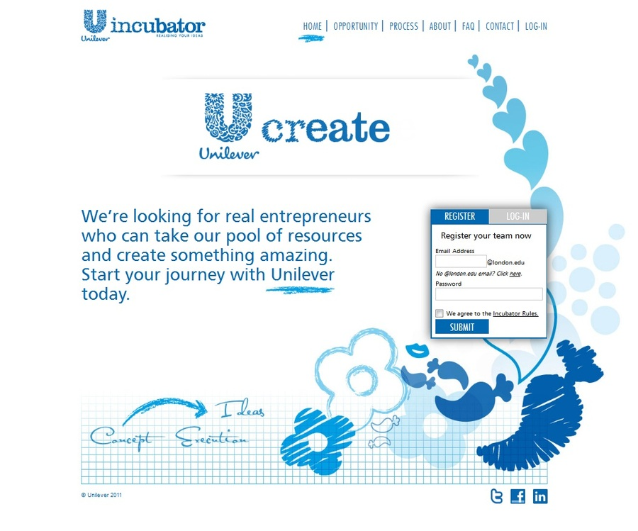 A great web design by PureBlue.co.uk, London, United Kingdom: