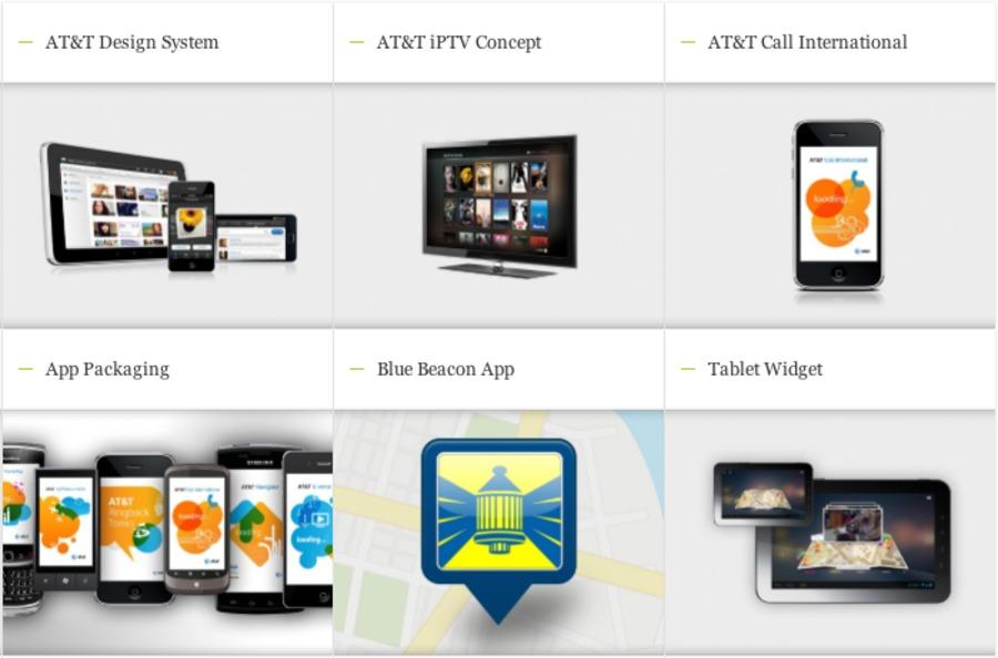 A great web design by Absolute Fringe, Atlanta, GA: