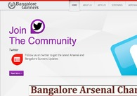 A great web design by Infusosolutions, Bangalore, India: