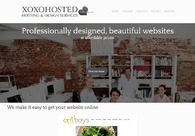 A great web design by XOXO Hosting and Design, Los Angeles, CA: