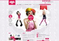 A great web design by Wildorb Design Studio, Sofia, Bulgaria: E-Commerce , Fashion