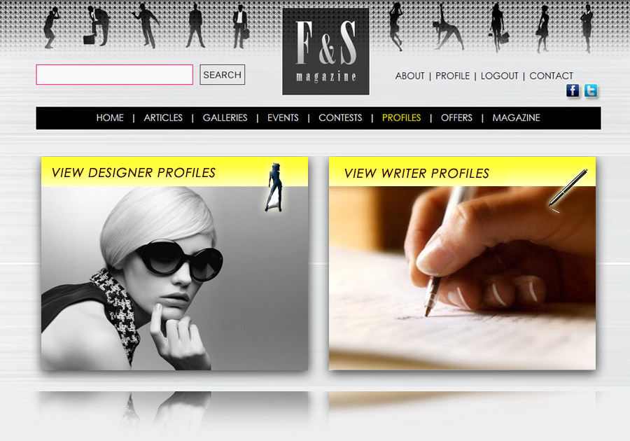 A great web design by Media Evolver LLC, New York, NY: