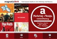 A great web design by MagneticVerb, Nashville, TN: Responsive Website