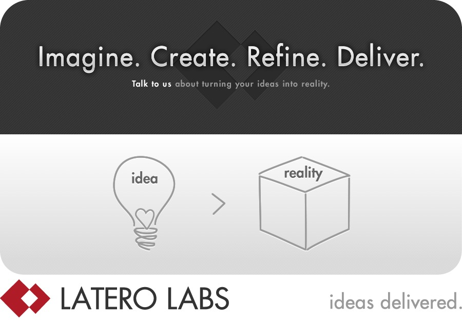 A great web design by Latero Labs Inc., Vancouver, Canada: Responsive Website, Web Application , Technology , Ruby on Rails