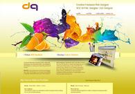 A great web design by ayyans, a freelancer, London, United Kingdom: