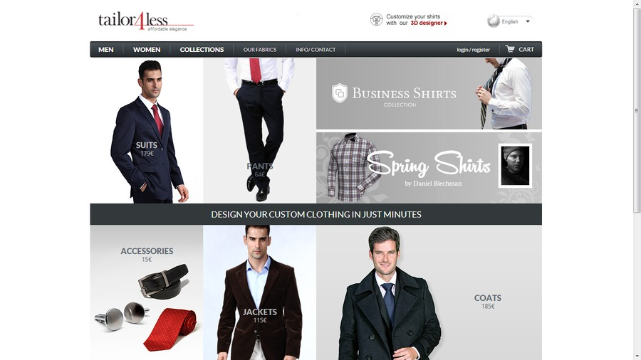 A great web design by Web Deskers, Chandigarh, India: