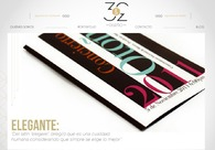 A great web design by Tres y tres - diseño, Mexico City, Mexico: