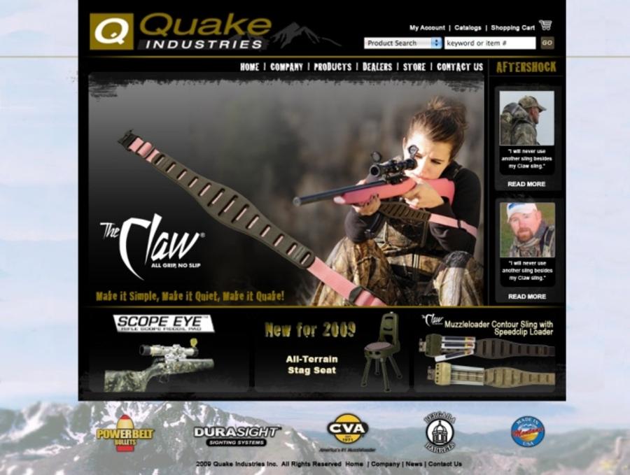 A great web design by Ellaur Creative, Atlanta, GA: