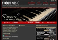 A great web design by Romeo Computer Company, Detroit, MI: