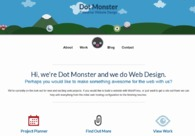 A great web design by Dot Monster, Stirling, United Kingdom: