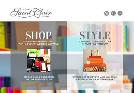 A great web design by Ante Meridiem Design, New York, NY: Website, E-Commerce , Retail , PHP