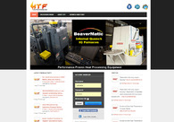 A great web design by Vertualize Inc., Los Angeles, CA: