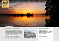 A great web design by Dirigible, Minneapolis, MN: Website, Travel , PHP