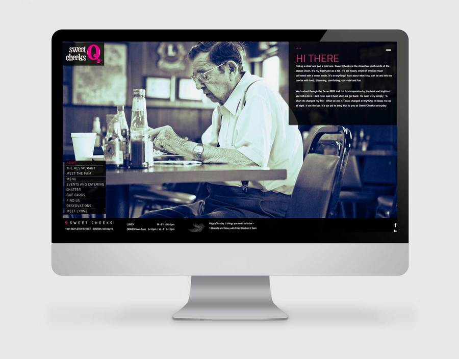 A great web design by Anthem Sobo, Philadelphia, PA: