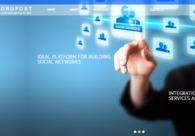 A great web design by DrupOst, Lutsk, Ukraine: Responsive Website, Portfolio , Software , Drupal