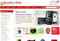 A great web design by Go Designs, New Delhi, India: