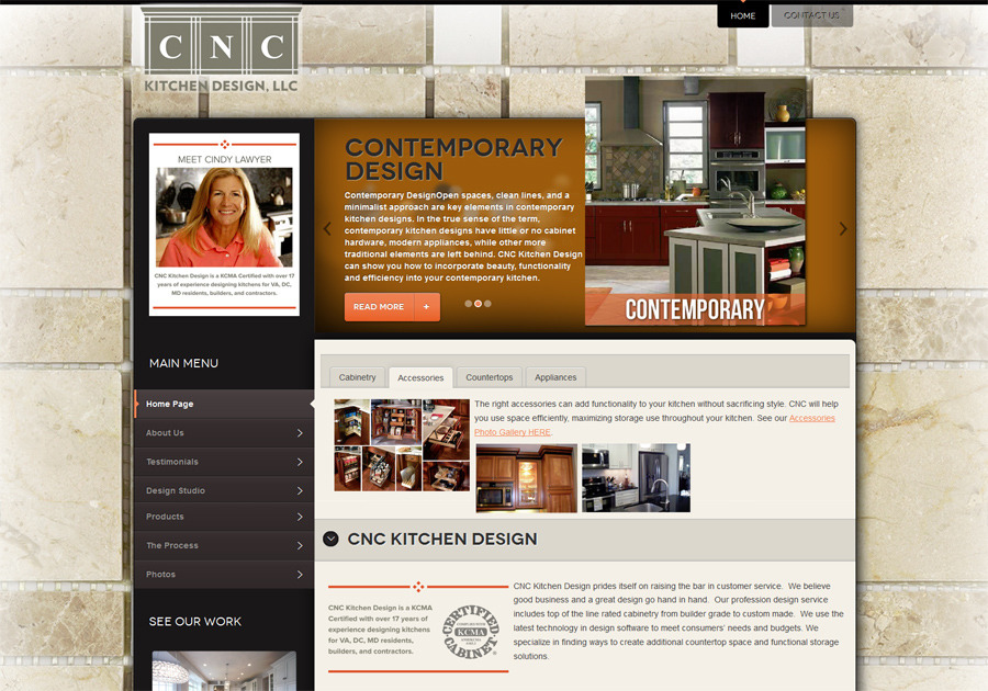A great web design by X3 Web Development & Graphics, Washington DC, DC:
