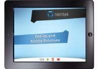 A great web design by nomtek, Wroclaw, Poland: