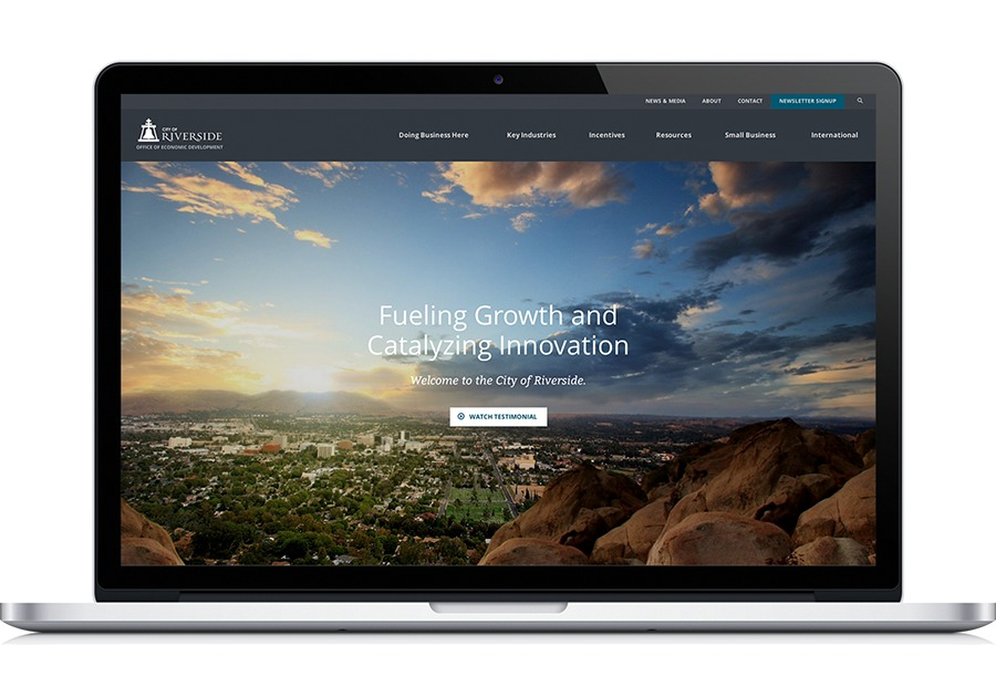 A great web design by MAVEN, Riverside, CA: Responsive Website, Marketing Website , Technology , ExpressionEngine