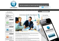 A great web design by Soundmind Systems, Philadelphia, PA: Website, Legal , PHP