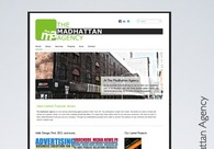 A great web design by The Madhattan Agency, New York, NY: