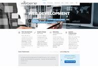 A great web design by Webene, Inc., San Diego, CA: