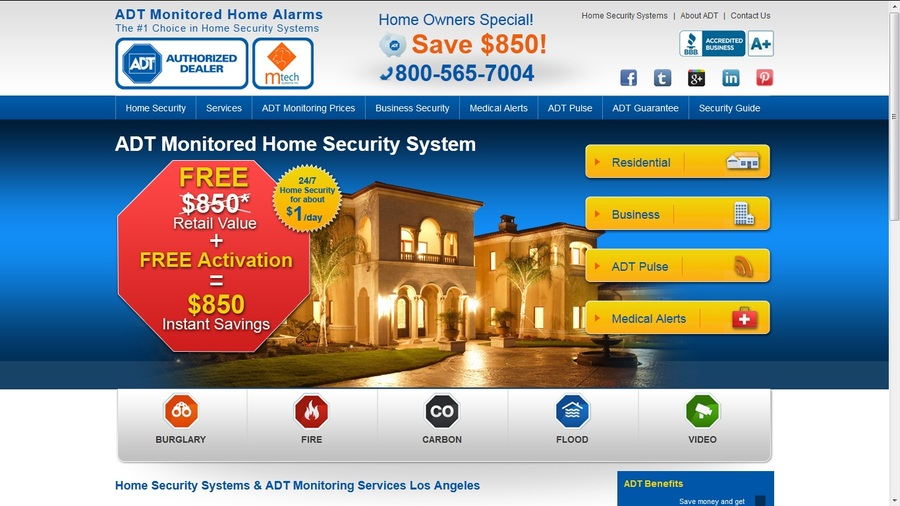 A great web design by Web IT Experts Software (P) Ltd., Los Angeles, CA: Website, Web Application , Security , Wordpress