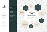A great web design by Webey: