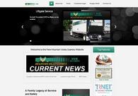 A great web design by Arctic Fox, San Francisco, CA: