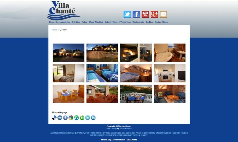 A great web design by Ubuntu Online, Port Elizabeth, South Africa: