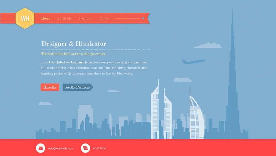 A great web design by Creative Corridors, Dubai, United Arab Emirates: