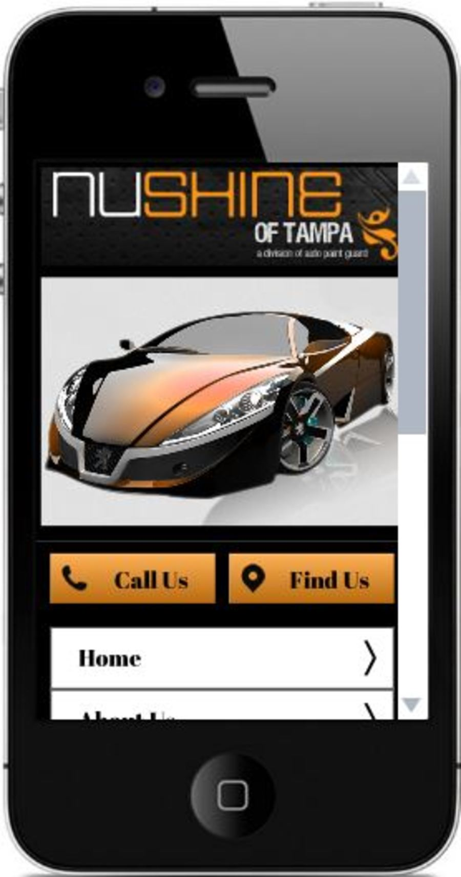 A great web design by Skilled Media Group, Tampa, FL:
