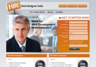 A great web design by HireWebDesignerIndia, Santa Clara, CA: