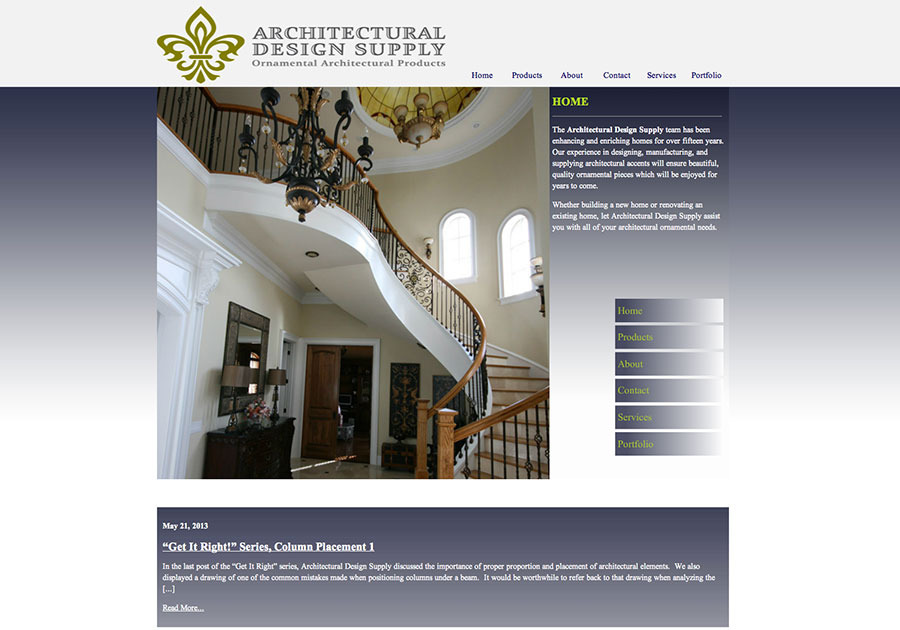 A great web design by IG Webs, Huntsville, AL: