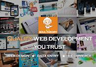 A great web design by SoulTheory, Nashville, TN: Website, Portfolio , Service