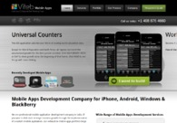 A great web design by VitebMobileApps, Santa Clara, CA:
